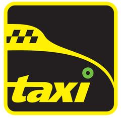 Логотип компании Зеленоглазое такси