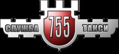 Работа в такси Москвы - Логотип Такси 755