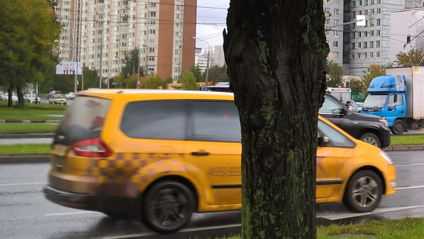 Развитие сервисов Яндекс такси, Гет и Убер