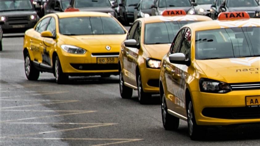 работа в такси на своем автомобиле