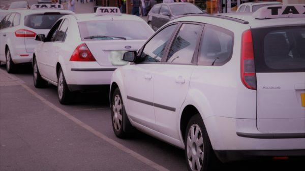 заказ такси в столице