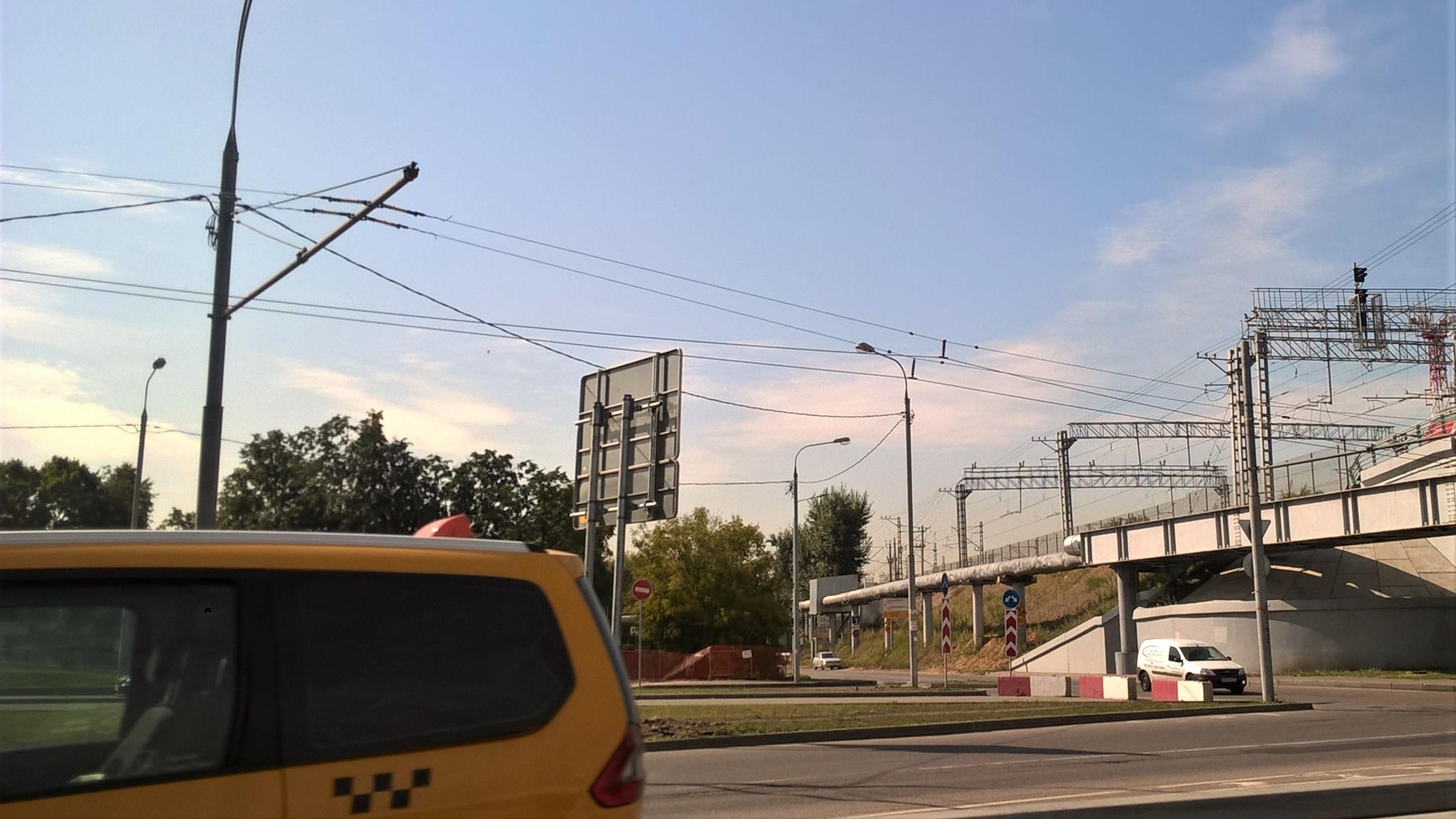 поездки в Москве на такси