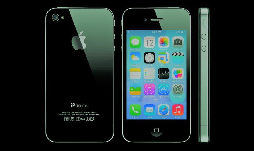 Смартфоны iPhone 3 и 4 серии: характеристики и особенности